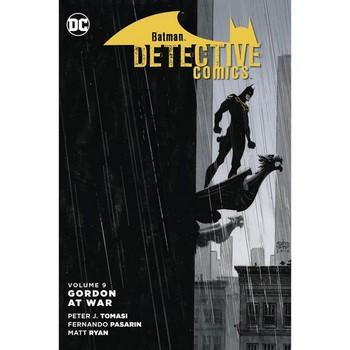 Batman - Detective Comics Vol. 9 : Gordon at War TP