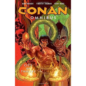 Conan Omnibus Vol. 2 : City of Thieves TP