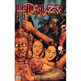 Hellblazer Vol. 16 : The Wild Card TP