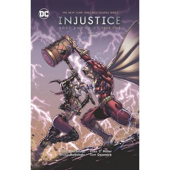 Injustice : Gods Among Us Year Five Vol. 2 TP