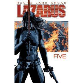 Lazarus Vol. 05 TP