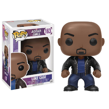 POP Vinyl Jessica Jones : Luke Cage