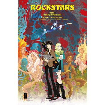 Rockstars Vol. 1 : Nativity in Black Light TP
