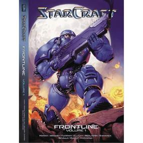 Starcraft Frontline Vol. 1 SC