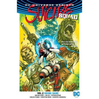 Suicide Squad Vol. 2 : Going Sane TP (Rebirth)