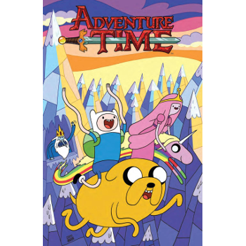 Adventure Time Vol. 10 TP