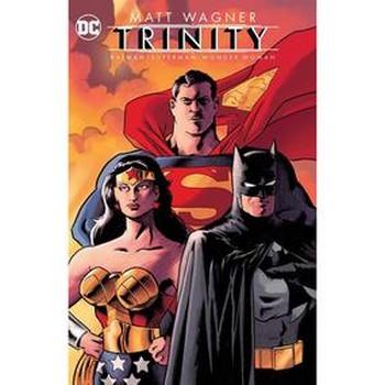 Batman Superman Wonder Woman : Trinity TP