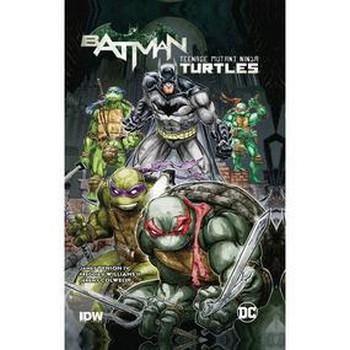 Batman/Teenage Mutant Ninja Turtles TP