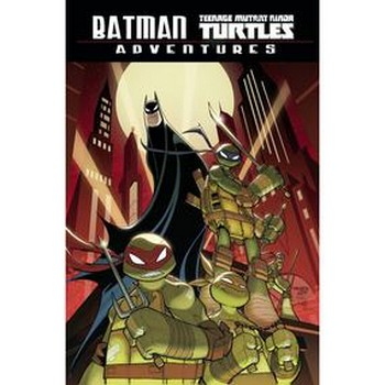 Batman / TMNT Adventures TP