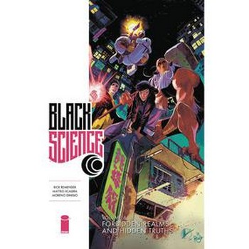 Black Science Vol. 6 : Forbidden Realms TP