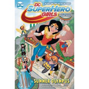 DC Super Hero Girls Vol. 3 : Summer Olympus SC