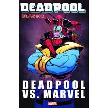 Deadpool Classic Vol. 18 : Deadpool vs Marvel TP