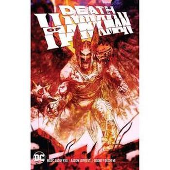 Death of Hawkman TP