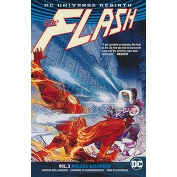 Flash Vol. 3 : Rogues Reloaded TP (Rebirth)