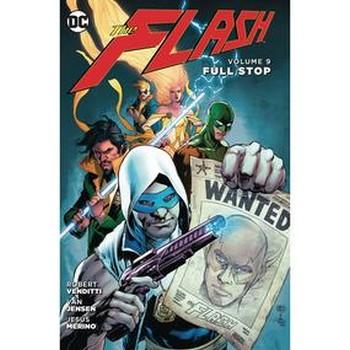 Flash Vol. 9 : Full Stop TP