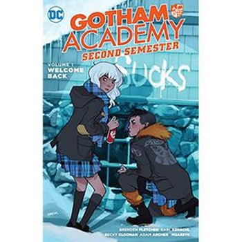 Gotham Academy Second Semester Vol. 1 : Welcome Back TP