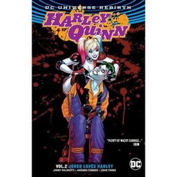 Harley Quinn Vol. 2 : Joker Loves Harley TP (Rebirth)