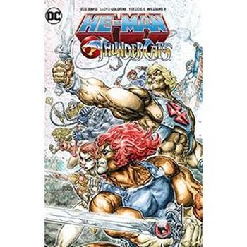 He-Man/Thundercats TP