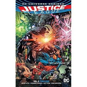 Justice League Vol. 3 : Timeless TP (Rebirth)