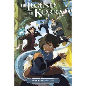 Legend of Korra : Turf Wars Vol. 1 SC