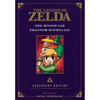 Legend of Zelda Vol. 4 : Minish Cap Phantom Hourglass SC