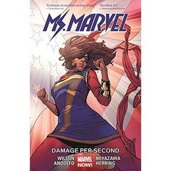 Ms Marvel Vol. 7 : Damage Per Second TP