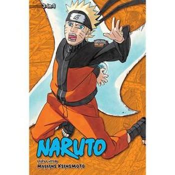 Naruto 3-in-1 Edition Vol. 19 SC