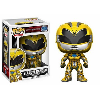POP Vinyl Power Rangers Movie : Yellow