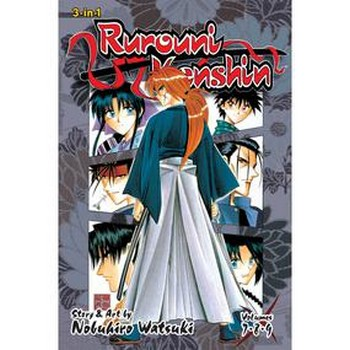 Rurouni Kenshin 3-in-1 Edition Vol. 3 SC