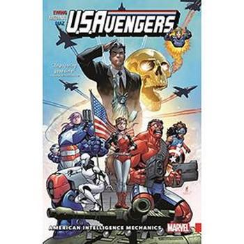 US Avengers Vol. 1 : American Intelligence Mechanics TP