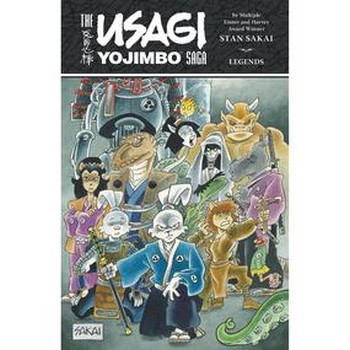 Usagi Yojimbo Saga : Legends SC
