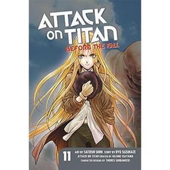 Attack on Titan : Before the Fall Vol. 11 SC