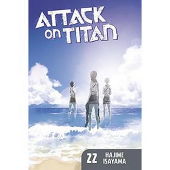 Attack on Titan Vol. 22 SC