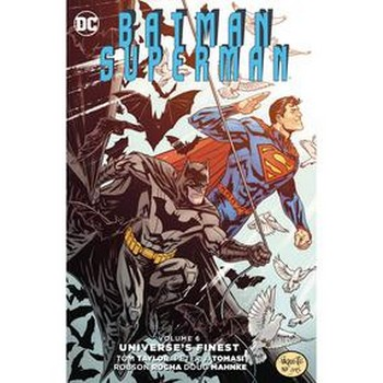 Batman/Superman Vol. 6 : Universe's Finest TP