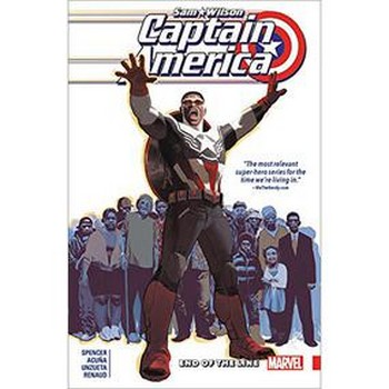 Captain America Sam Wilson Vol. 5 : End of the Line TP