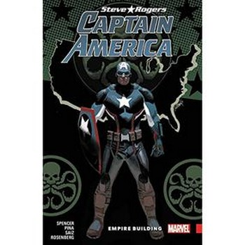 Captain America Steve Rogers Vol. 3 : Empire Building TP