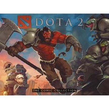 Dota 2 : The Comic Collection (O)HC