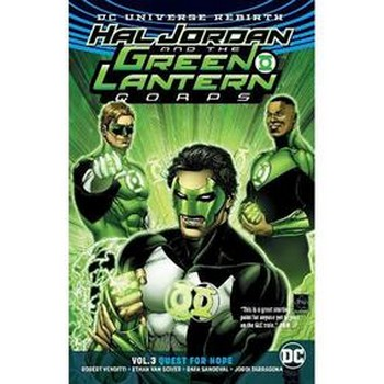Hal Jordan and the GLC Vol. 3 : Quest For Hope TP (Rebirth)