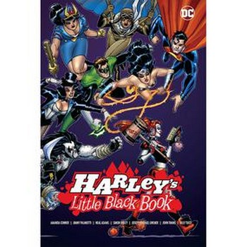 Harley's Little Black Book HC