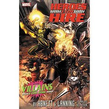 Heroes For Hire By Abnett & Lanning : Complete Collection TP