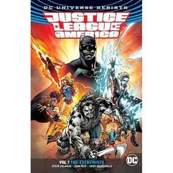 Justice League of America Vol. 1 : Extremists TP (Rebirth)