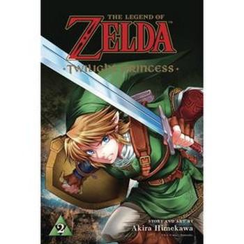 Legend of Zelda Twilight Princess Vol. 2 SC