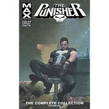 Punisher Max : Complete Collection Vol. 6 TP