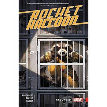 Rocket Raccoon ( 2016 ) Vol. 1 : Grounded TP