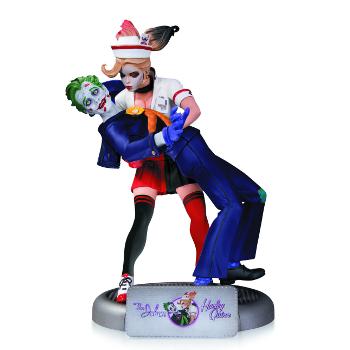 DC Bombshells Joker & Harley statue (2nd edition)
