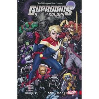 Guardians of the Galaxy New Guard Vol. 3 : Civil War II TP