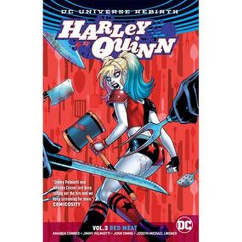 Harley Quinn Vol. 3 : Red Meat TP (Rebirth)