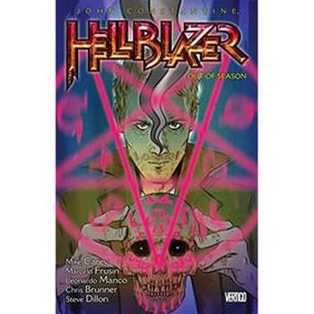 Hellblazer Vol. 17 : Out of Season TP