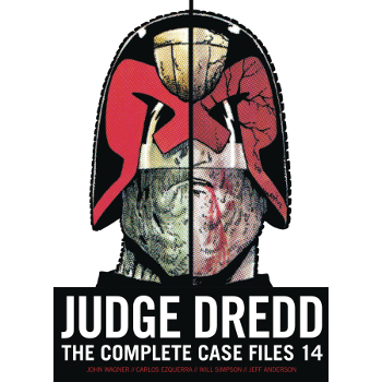 Judge Dredd : Complete Case Files Vol. 14 SC