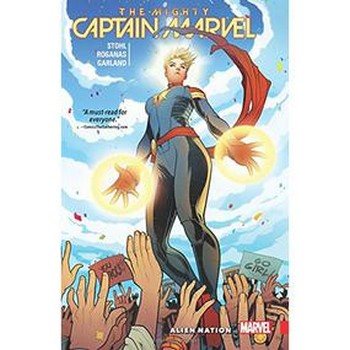 Mighty Captain Marvel Vol. 1 : Alien Nation TP
